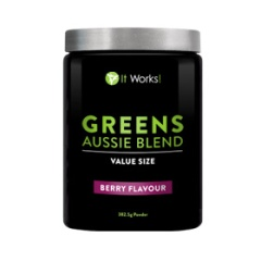 Buy the Greens that keep me going!